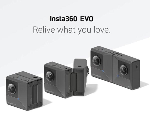 Insta360 Evo 3D Camera