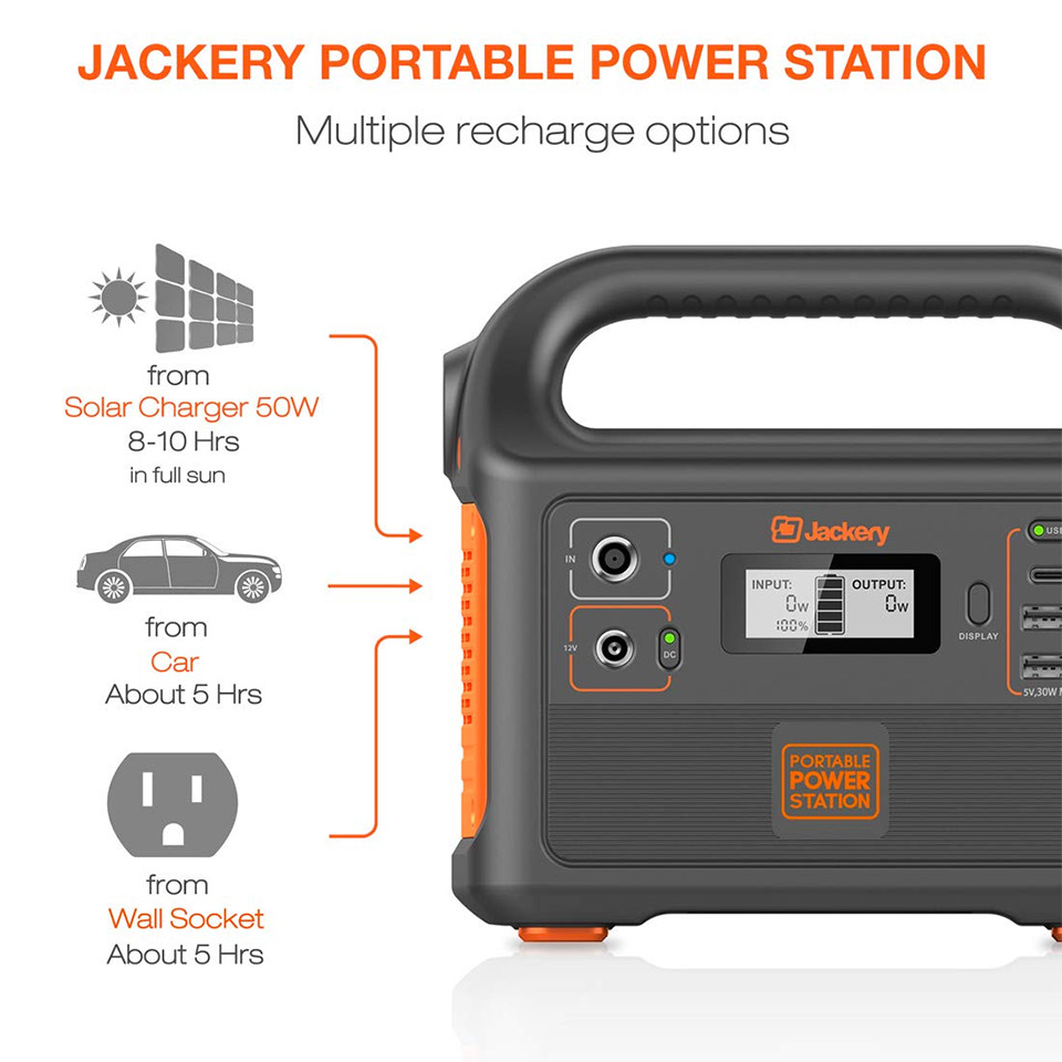 Jackery Explorer 160 Power Station