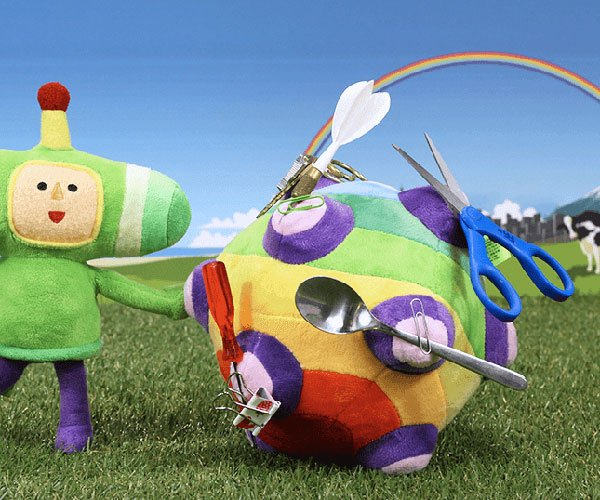 Katamari Damacy Prince and Ball Plush