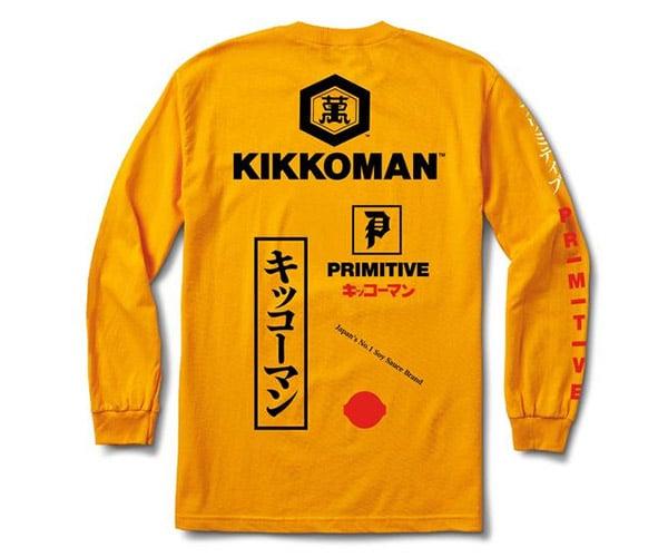 Kikkoman x Primitive