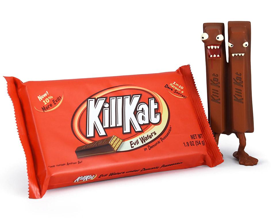 KillKat Evil Wafers