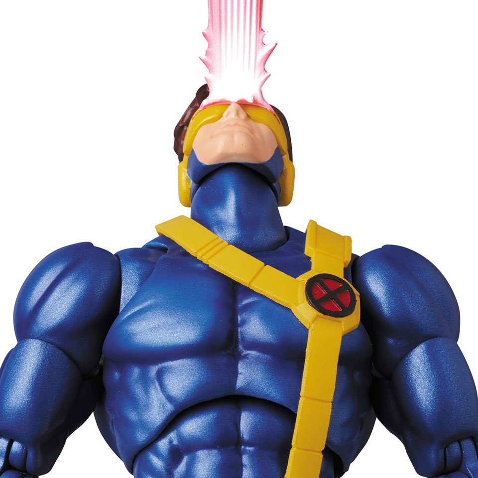 MAFEX X-Men Cyclops Action Figure