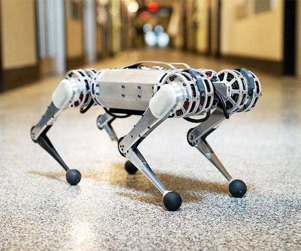MIT Mini Cheetah Robot