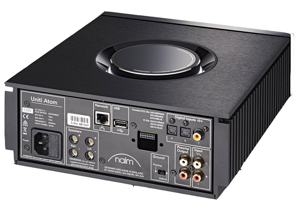 Naim Uniti Atom Music Player