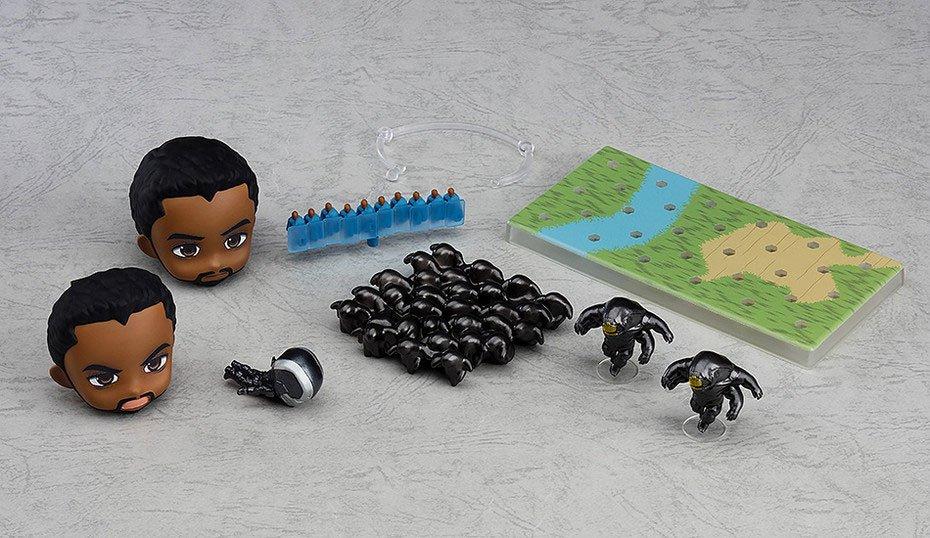 Nendoroid Black Panther