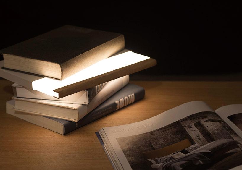 Night Book Lamp