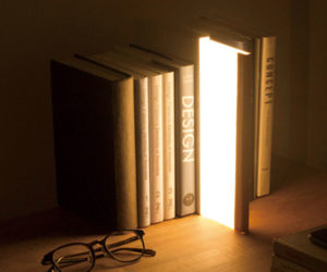 Night Book Lamp