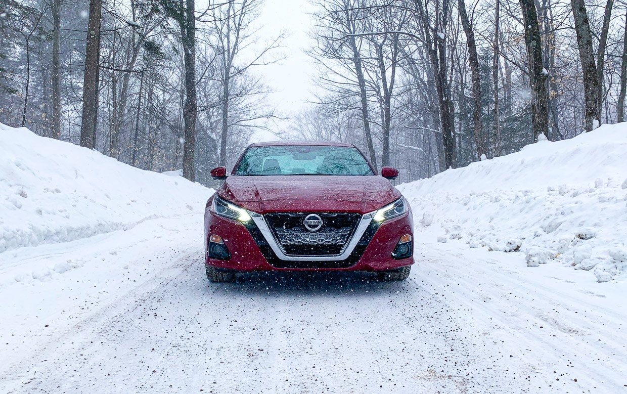 Winter Driving with Nissan AWD
