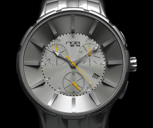 NOA G GSTEEL Watch
