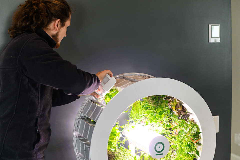 OGarden Smart Indoor Garden