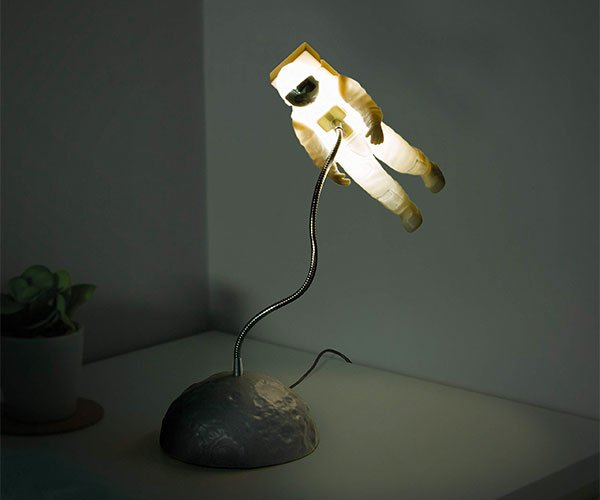Astronaut Desk Light