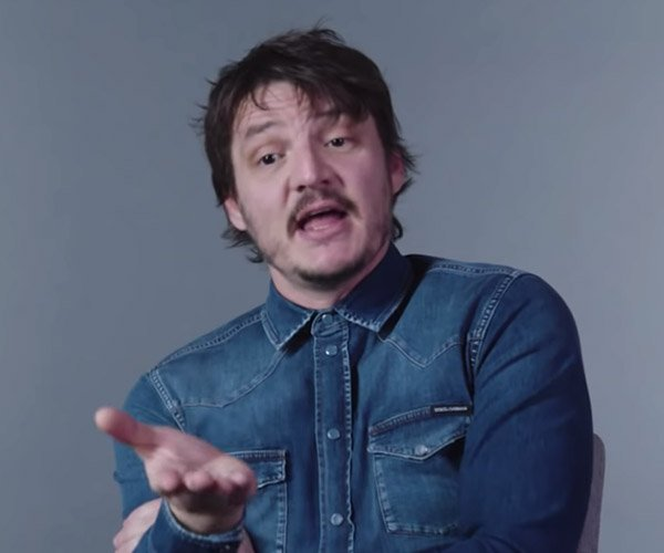 Pedro Pascal on His Characters