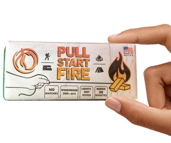 Pull Start Fire Firestarter
