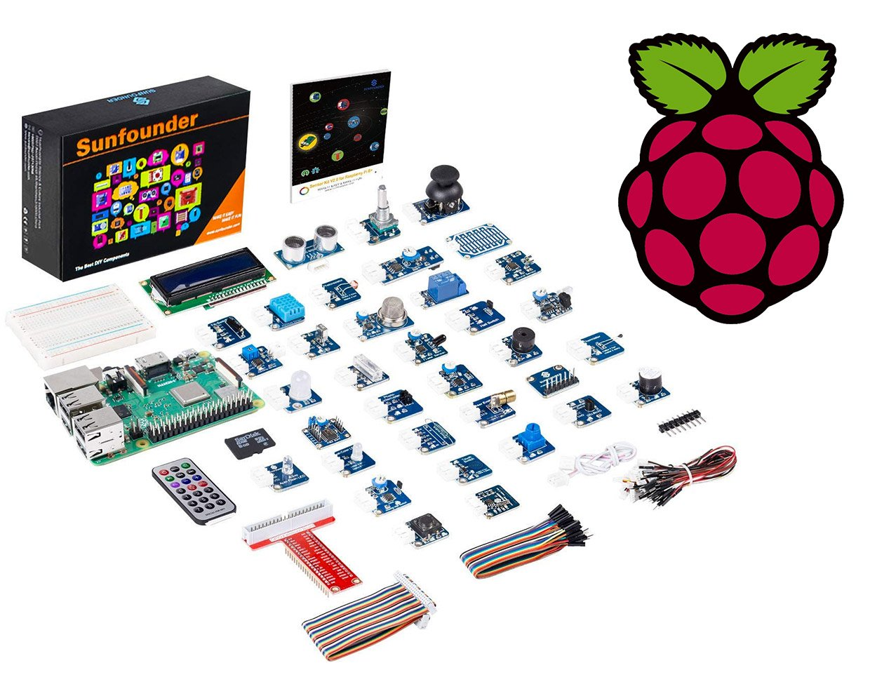Raspberry Pi 3B+ Starter Kit & Training