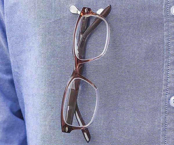 Readerest Eyeglasses Holder