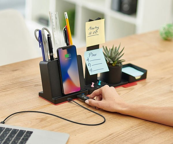 Stealtho Desk Organizer