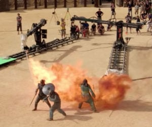 The Stunts of Game of Thrones