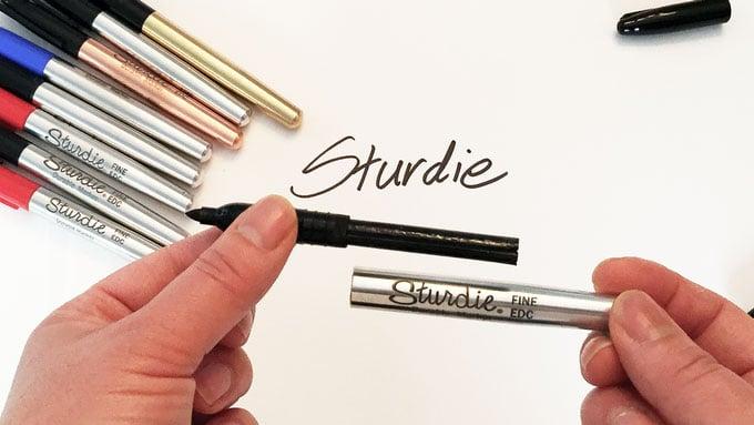 Sturdie Sharpie Marker Case