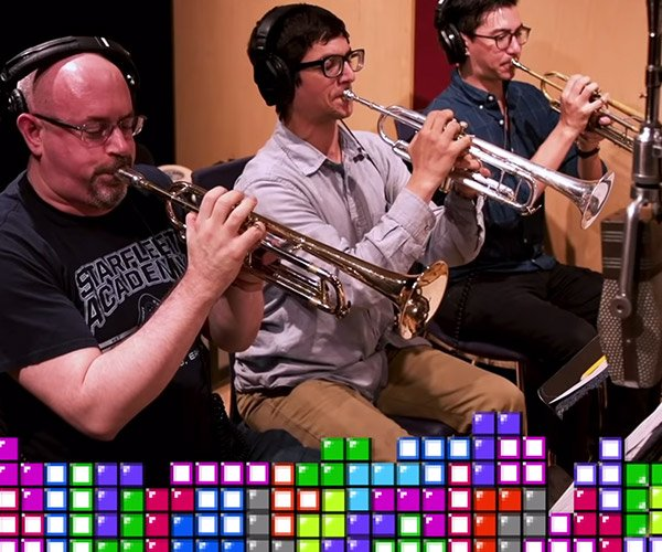 Tetris: Big Band Cover