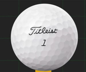 The Golf Ball That's Too Good