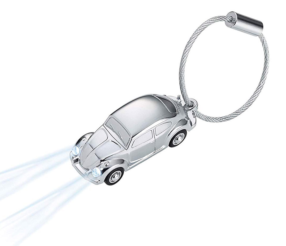 VW Bug Keyring Light
