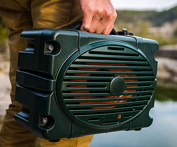 Turtlebox Bluetooth Speaker