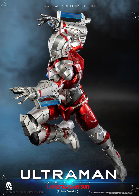 Ultraman Anime Action Figure