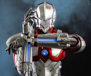 Ultraman Anime Action Figure
