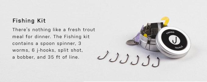 VSSL Camp Supply Kit