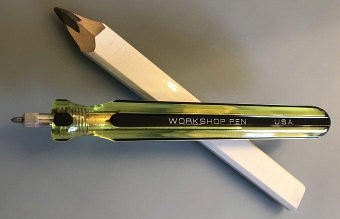 Workshop Pen