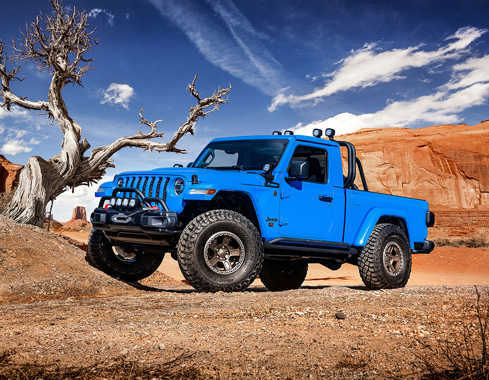 2019 Jeep Mopar Concepts