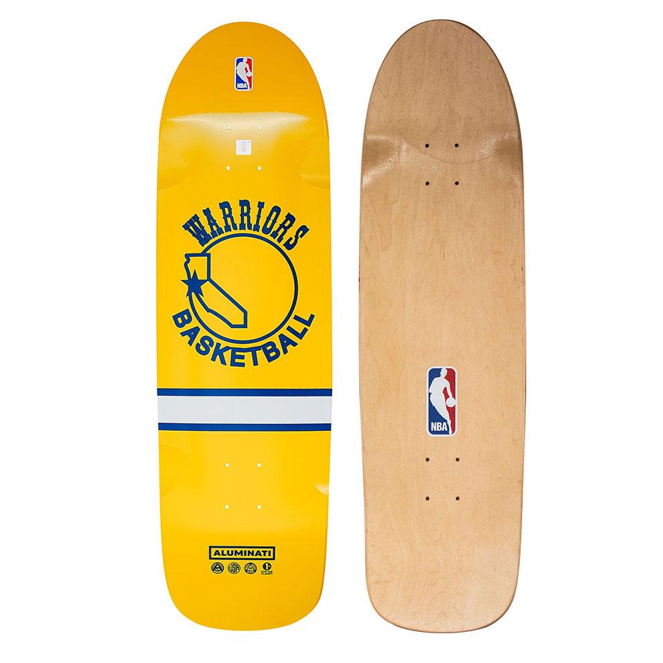 Aluminati Skateboard Decks