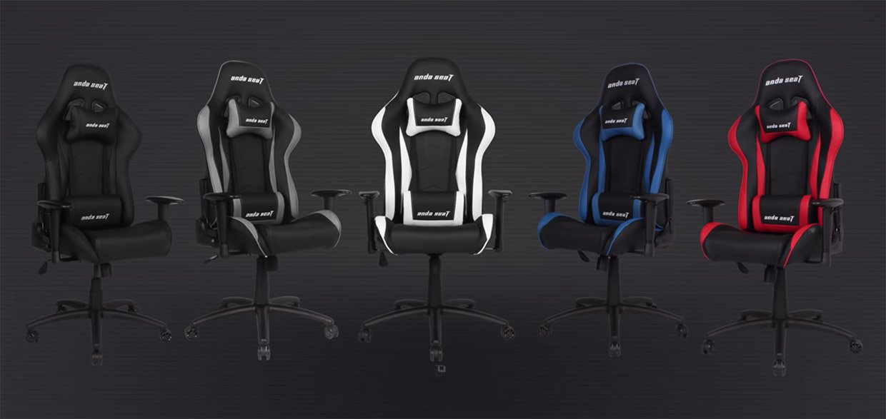 Anda Seat Axe Gaming Chairs