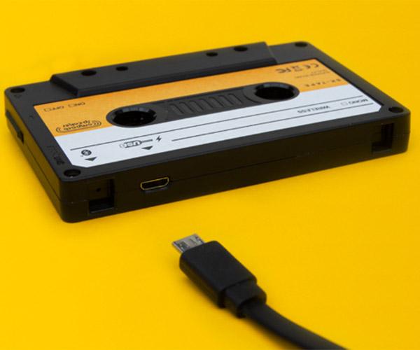 Cassette Tape Speaker