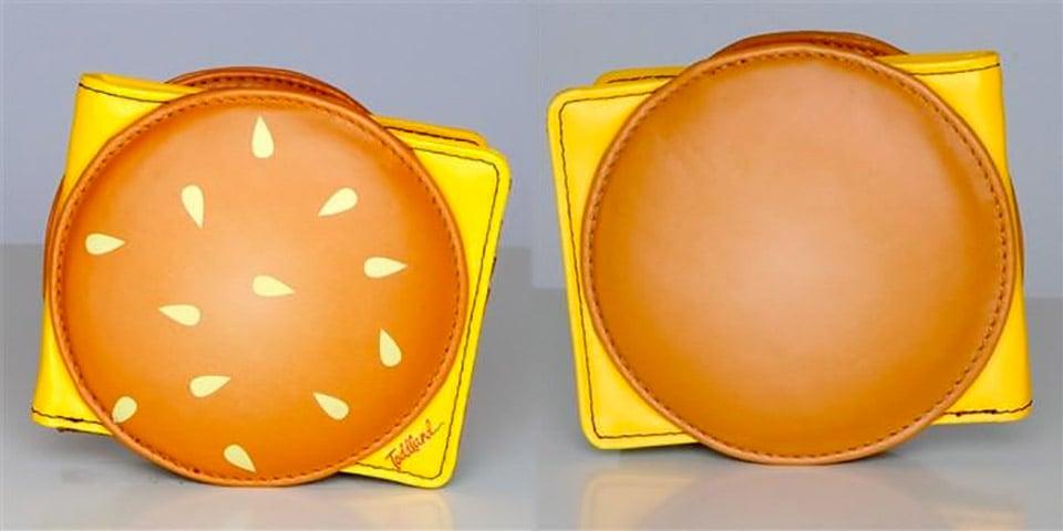 Deliciousness Burger Wallet