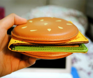 Deliciousness Burger Wallet