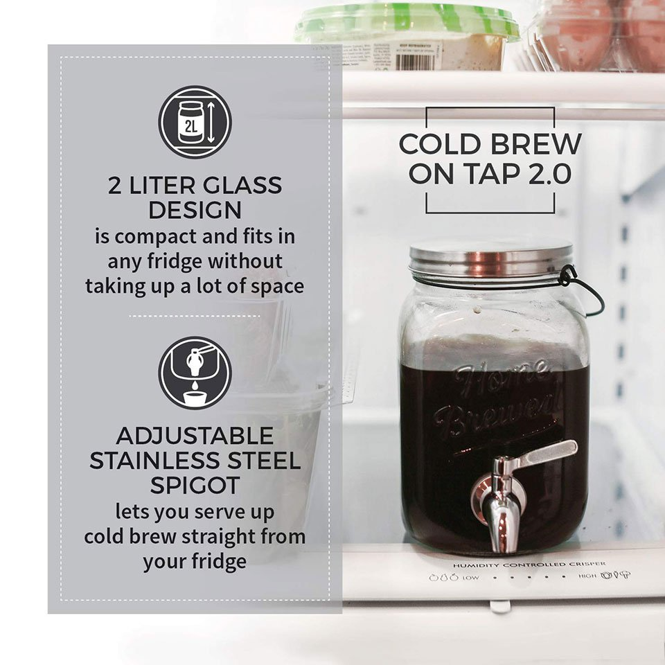 Cold Brew on Tap 2.0