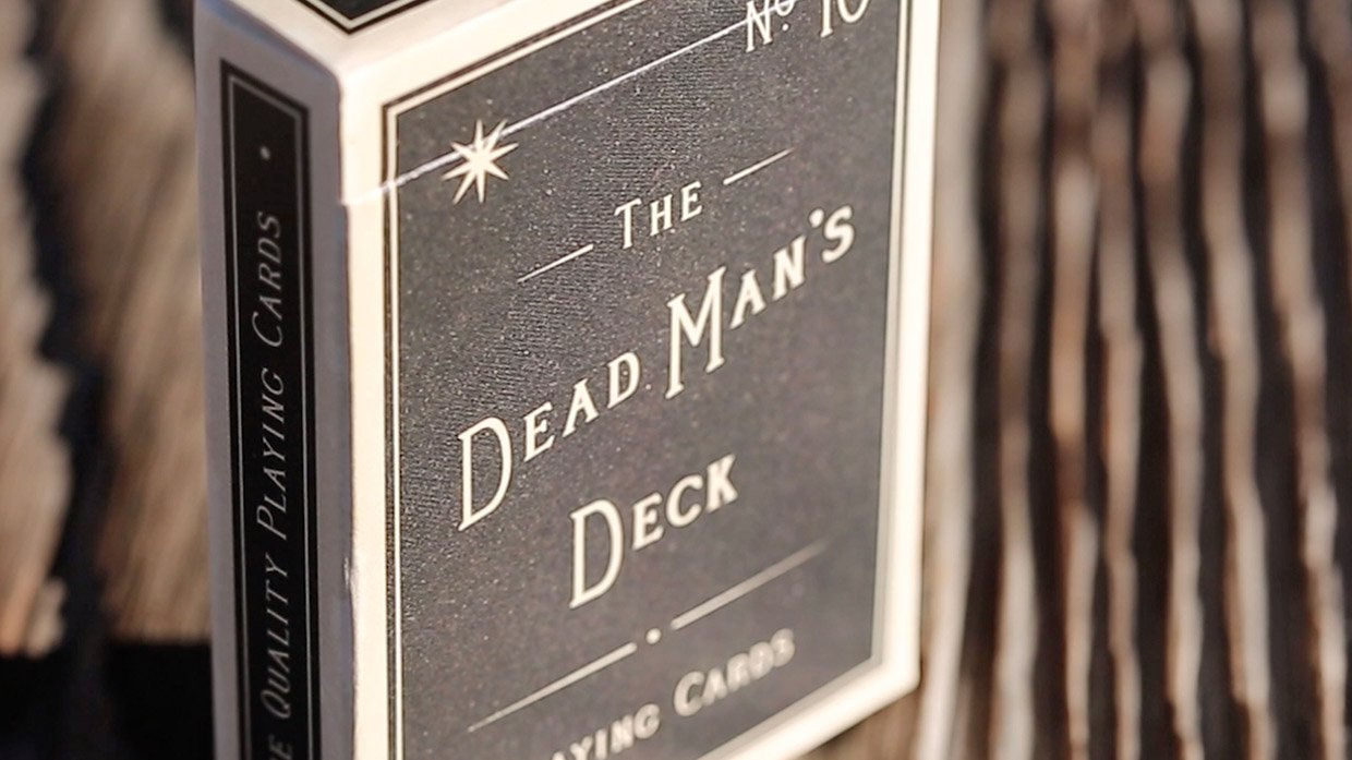 Dead Man's Deck Playing Cards