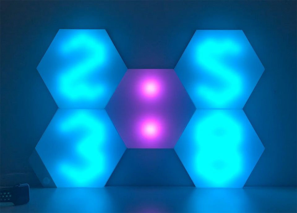 Element Modular RGB Wall Light