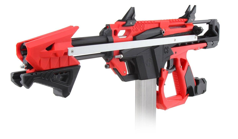 ESPER Pump-action NERF Blaster