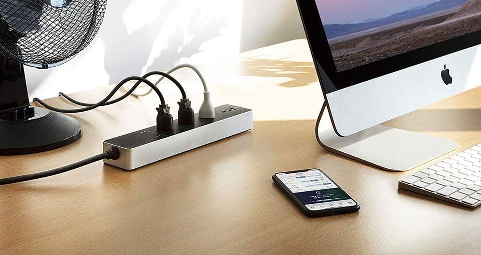 Eve Smart Energy Strip