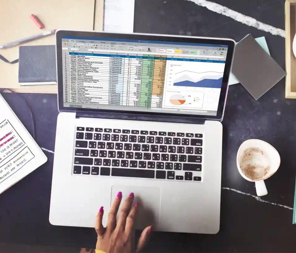 Excel Data Analyst Training