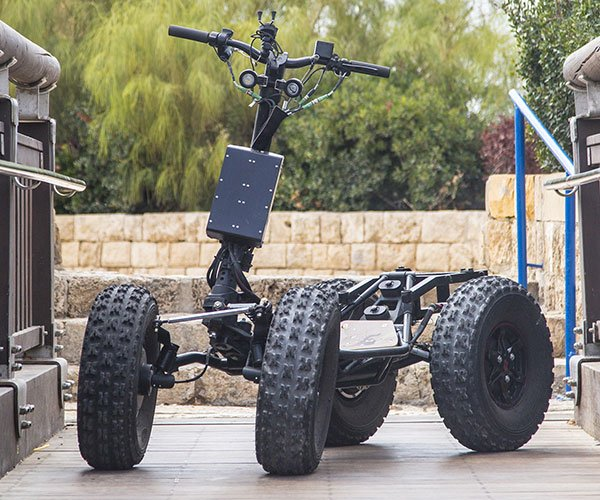 EZRaider All-Terrain Scooter