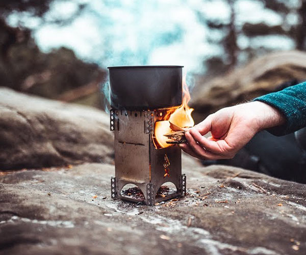 FlexFire Camping Stove