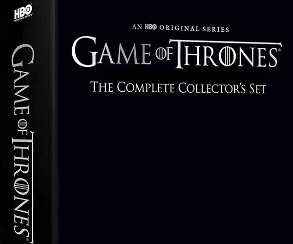 Game of Thrones Collector's Blu-ray