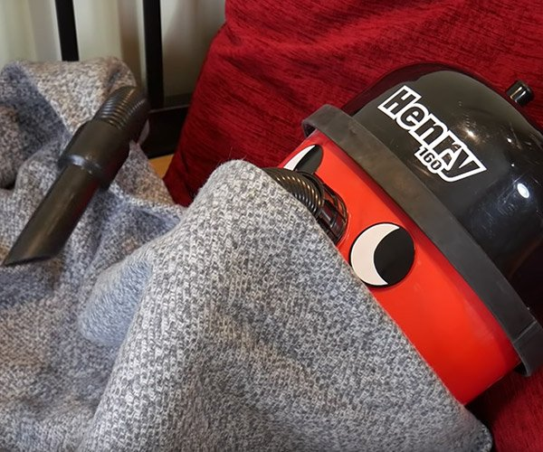 Henry Hoover Dreams of Africa