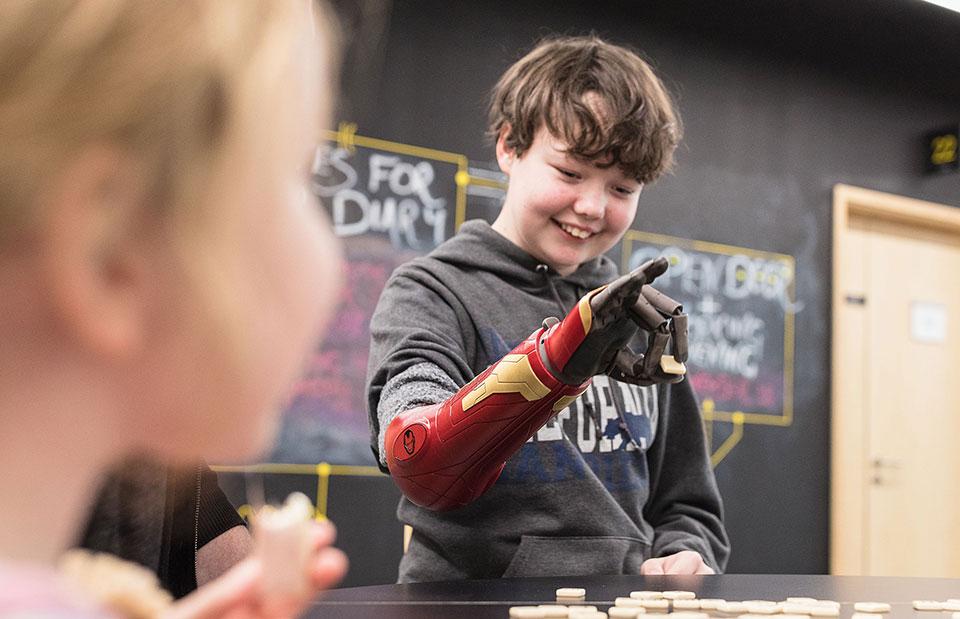 Hero Arm Bionic Arm