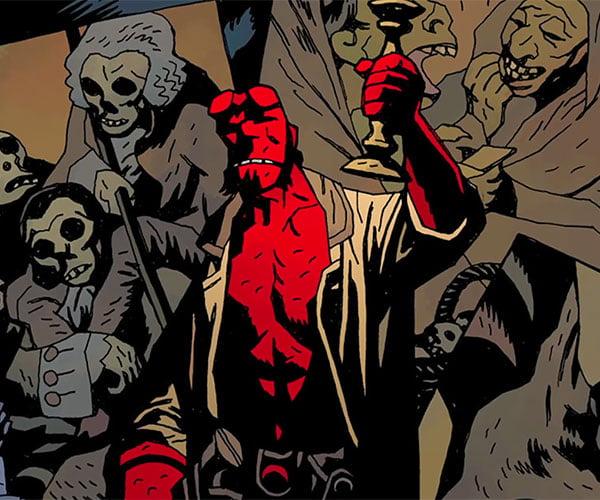 History of Hellboy