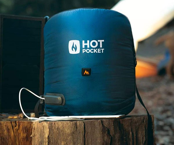 Hot Pocket Portable Heater