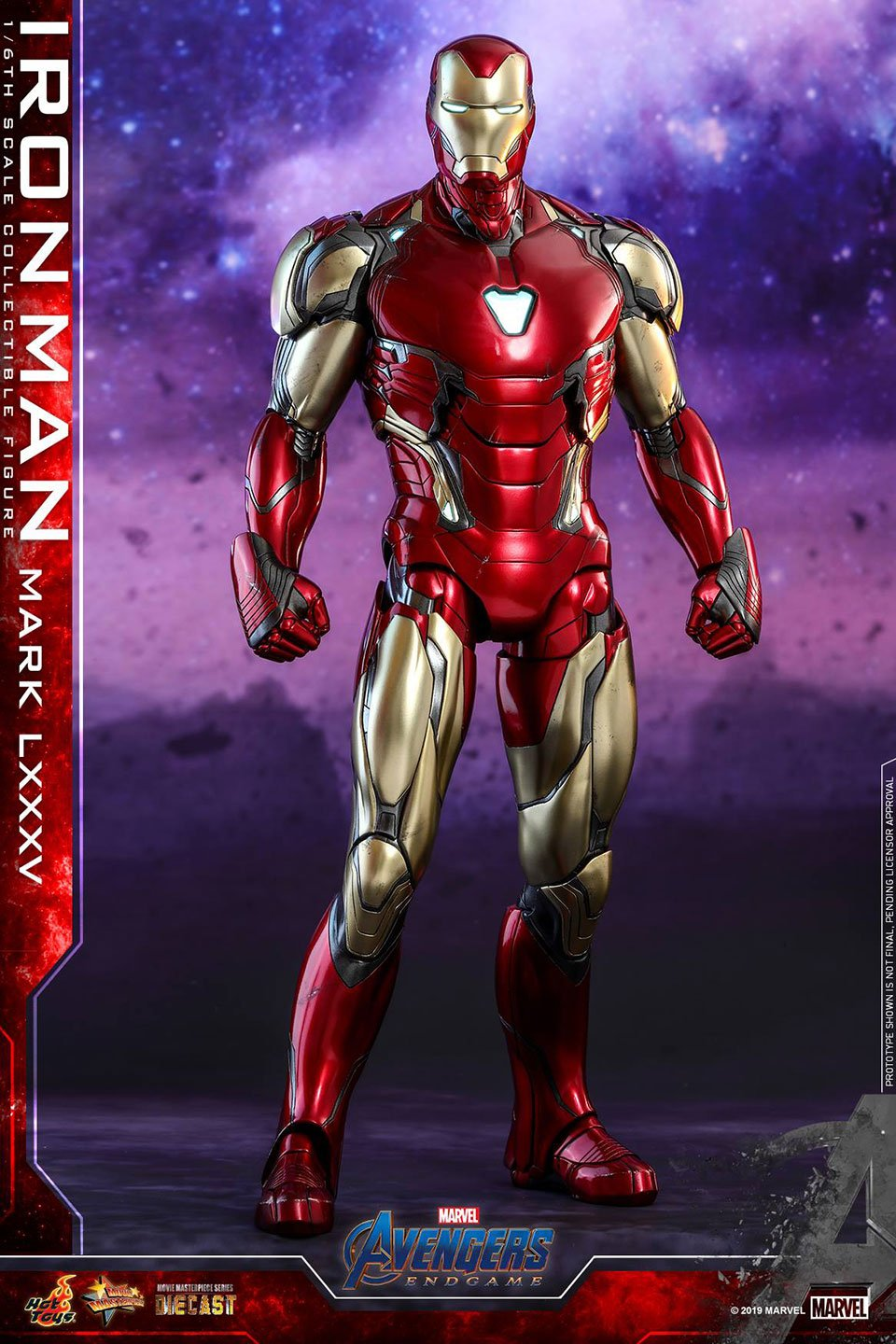Hot Toys Iron Man Endgame Figure